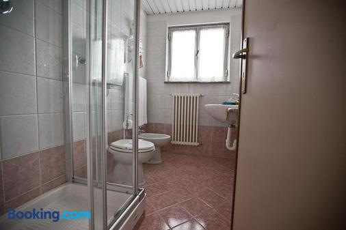 Hotel Rainero - Asti - Bathroom