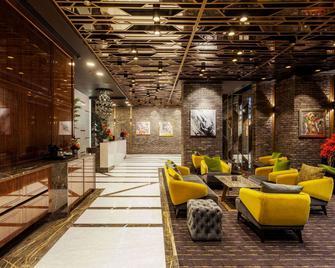 Hotel Platinia - Klausenburg - Lobby