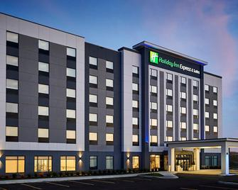 Holiday Inn Express & Suites Brantford - Brantford - Building