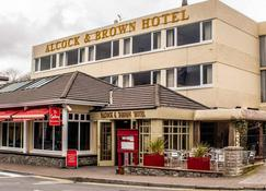 Alcock & Brown Hotel - Clifden - Bygning