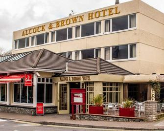 Alcock & Brown Hotel - Clifden - Building