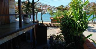Chill Inn Paraty Hostel & Pousada - Paraty - Balcony