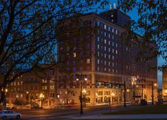 Renaissance Albany Hotel - Albany - Edificio