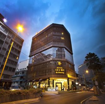 Izumi Hotel Bukit Bintang - Kuala Lumpur - Building