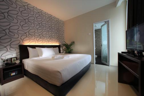 Izumi Hotel Bukit Bintang - Kuala Lumpur - Bedroom