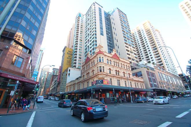Sydney Central Inn - Sydney - Näkymät ulkona