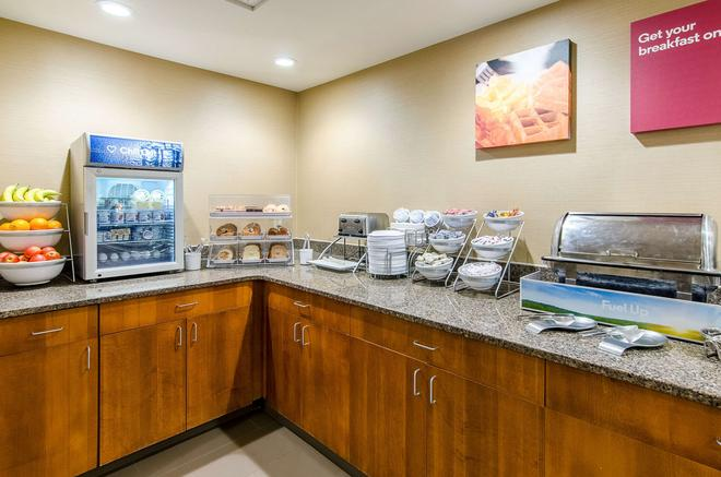 Comfort Suites - Wytheville - Buffet