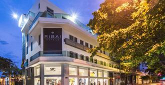 Ribai Hotels Santa Marta - サンタ・マルタ - 建物