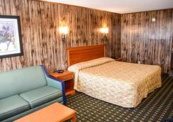 Tennessee Mountain Lodge - Pigeon Forge - Bedroom