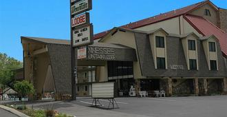 Tennessee Mountain Lodge - Pigeon Forge - Rakennus