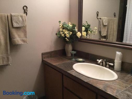 A Cascade View Bed And Breakfast - Bellevue - Bathroom