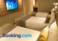 Petit Rio Hotel - Rio de Janeiro - Bedroom