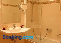 Hotel an der Ilse - Lemgo - Bathroom