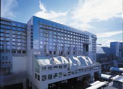 Hotel Granvia Kyoto - Kioto - Rakennus