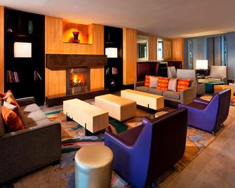 Aloft Silicon Valley - Newark - Sala de estar
