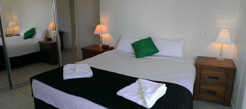 Bargara Shoreline Serviced Apartments - Bargara - Bedroom