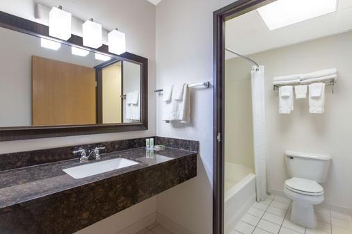 AmericInn by Wyndham Eau Claire - Eau Claire - Phòng tắm