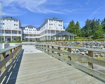 Prestige Oceanfront Resort, BW Premier Collection - Sooke - Будівля