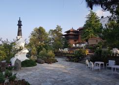 The Fort Resort - Nagarkot - Uteplats