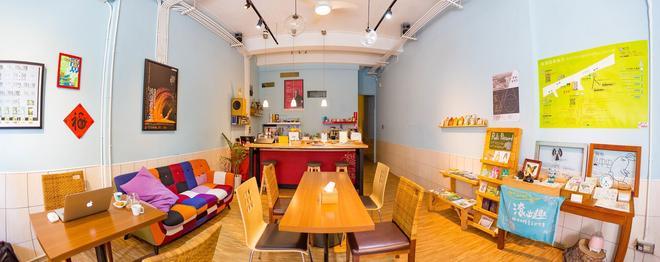 Puli Center Center Hostel - Puli - Restaurant