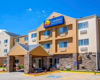 Comfort Inn & Suites Coralville - Iowa City near Iowa River Landing - Coralville - Building