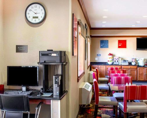 Comfort Inn & Suites - Coralville - Khu vực làm việc