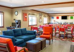 Comfort Inn & Suites - Coralville - Nhà hàng