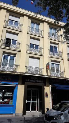 Hotel le Bretagne - Saint-Nazaire - Κτίριο