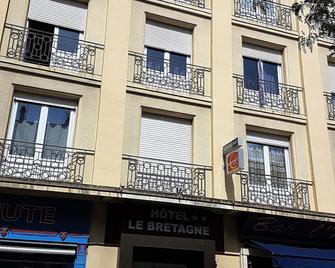 Hotel le Bretagne - Сен-Назер - Building