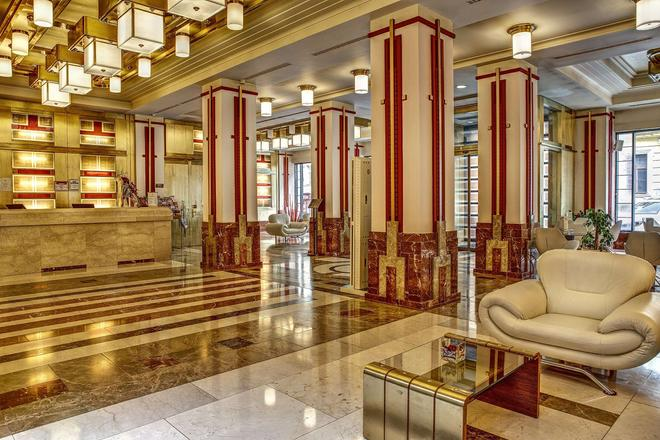 Majestic Plaza Hotel Prague - Prague - Lobby