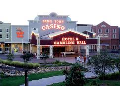 Sam's Town Tunica - Robinsonville - Rakennus