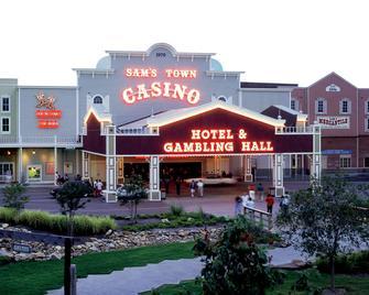 Sam's Town Tunica - Tunica Resorts - Rakennus