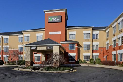 Extended Stay America - Newark - Christiana - Wilmington - Newark - Rakennus
