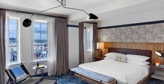 Hotel Revival Baltimore - Балтимор - Спальня