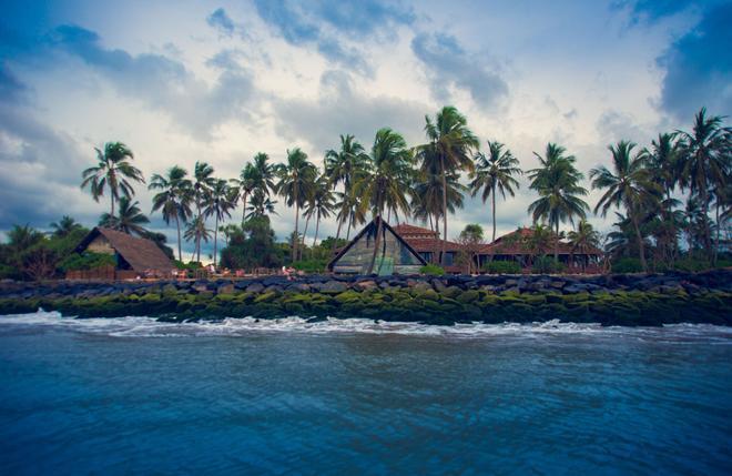 Ranweli Holiday Village - Negombo - Outdoor view