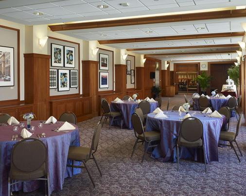 The Blackwell Inn And Pfahl Conference Center - Columbus - Sảnh yến tiệc