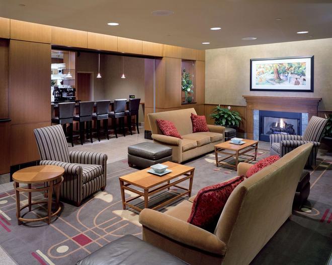 布萊克威爾酒店暨法爾會議中心 - 哥倫布 - 哥倫布(俄亥俄州) - 休閒室