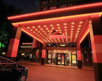 라이프지히 호텔 - 플로브디프 - 건물
