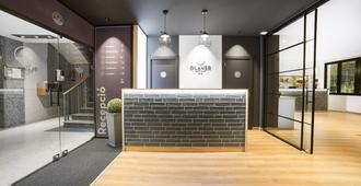 Glaner Hotel Cafe - Andorra la Vella - Reception
