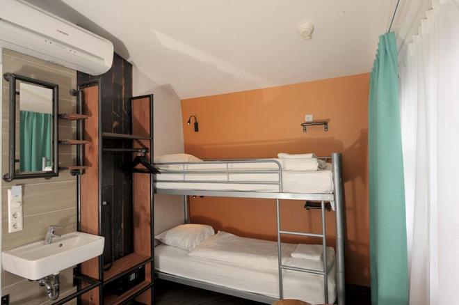 Budget Hotel Tourist Inn - Άμστερνταμ - Κρεβατοκάμαρα
