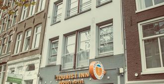 ツーリスト イン バジェット ホテル - ホステル - アムステルダム - 建物
