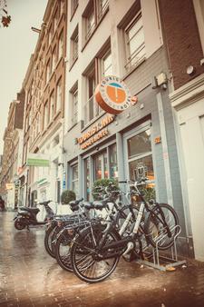 Tourist Inn Budget Hotel - Hostel - Amsterdam - Building