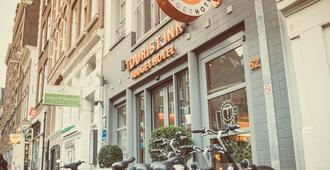 Tourist Inn Budget Hotel - Hostel - Amsterdam - Gebäude