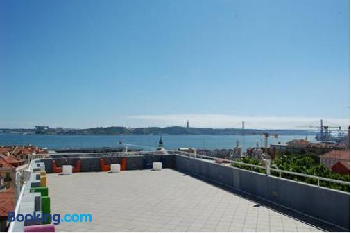 Lisb'on Hostel - Lisbon - Ban công