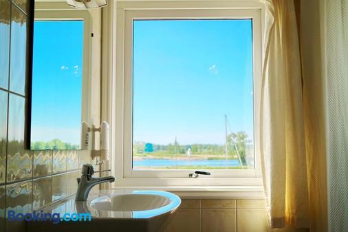Vänerport Hotel - Mariestad - Bathroom