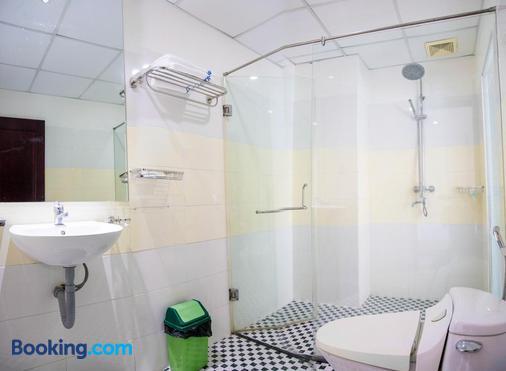 Le Duong Hotel - Nha Trang - Phòng tắm