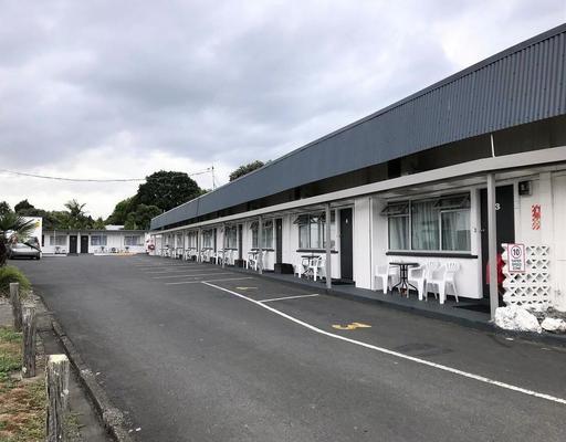 Central Court Motel - Whangarei - Building