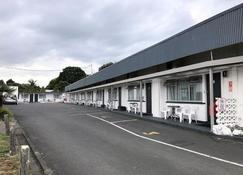 Central Court Motel - Вангарей - Здание
