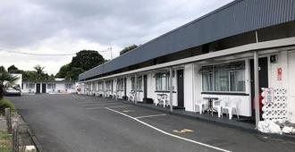 Central Court Motel - Whangarei - Edificio
