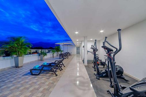 Hotel Ms Ciudad Jardin Plus - Cali - Gym
